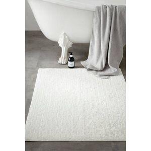 Ellos Kylpyhuonematto Elise 80x120 cm  - Valkoinen