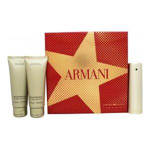 Giorgio Armani Emporio She Gift Set 50ml EDP + 75ml Shower Gel + 75ml Body Lotion