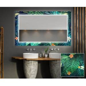 Artforma Peili led-valoilla - Decor 01 40x40