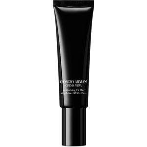 Armani Skin care Crema Nera Moisturizing UV Filter Anti-Pollution SPF 50+ / PA++++ 30 ml