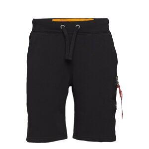 Alpha Industries X-Fit Cargo Short Shorts Casual Musta Alpha Industries