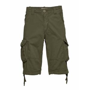 Alpha Industries Jet Short Shorts Casual Vihreä Alpha Industries