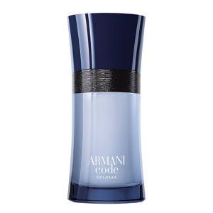 Giorgio Armani Code Colonia Eau De Toilette 125 Ml Hajuvesi Eau De Parfum Nude Giorgio Armani