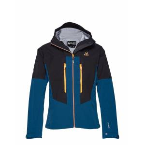 Halti Pallas Warm Hybrid M Jacket Outerwear Sport Jackets Sininen Halti