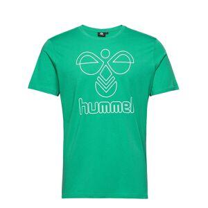 Hummel Hmlpeter T-Shirt S/S T-shirts Short-sleeved Vihreä Hummel
