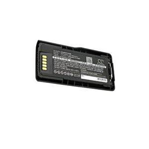 Motorola MTP600 akku (1650 mAh, Musta)