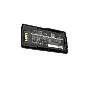 Motorola MTP3200 akku (1650 mAh, Musta)