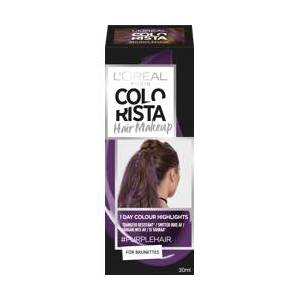 L'Oréal Colorista Hair Makeup, Purple 17