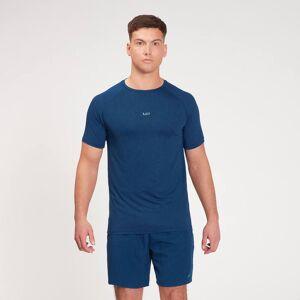 Miesten MP Fade Graphic Training Short Sleeve T-Shirt - Tummansininen  - XS