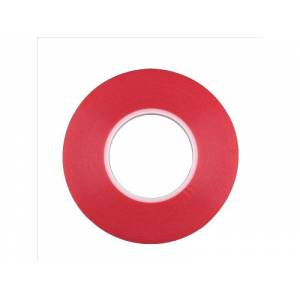 Digishop Kaksipuolinen vahva teippi mm. näyttöjen kiinnittämiseen (6mm x 25m)