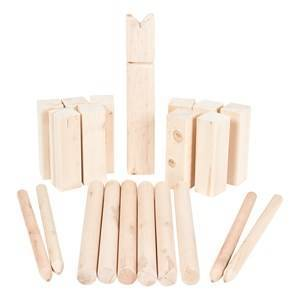 Oliver & Kids Kubb Wooden Box