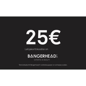 "Bangerhead Accessories ""Bangerhead Lahjakortti 25"""