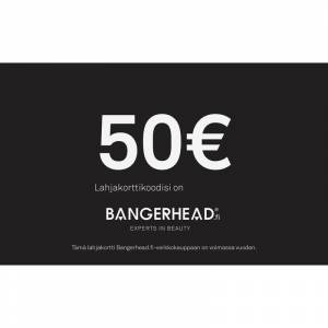 Bangerhead Lahjakortti 50