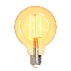 Deltaco SMART HOME LED-älylamppu, Hehkulankajäljitelmä, E27, Valkoinen