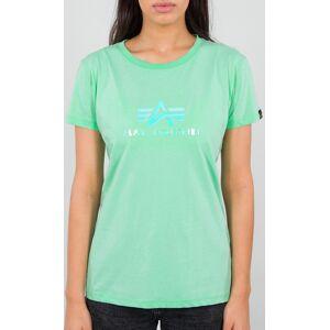 Alpha Industries Rainbow Naisten T-paitaVihreä