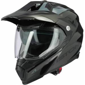 Astone Crossmax Ouragan Motocross-kypäräMusta