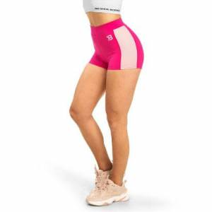 Better Bodies Chrystie Hotpants, Hot Pink, Xs