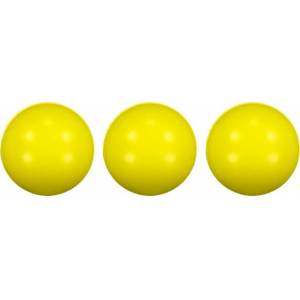Burton So Foam Ball 3p Mailapelit YELLOW  - Size: NO SIZE