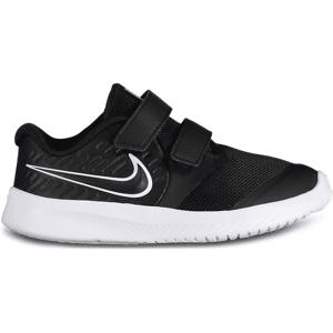 Nike So Star Run Td Jr Juoksu- & treenikengät BLACK/WHITE  - Size: US 10C