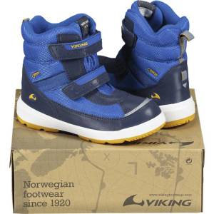 Viking So Play 2 R Gtx Jr Varsikengät & saappaat REFLECTIVE/BLUE  - REFLECTIVE/BLUE - Size: 20