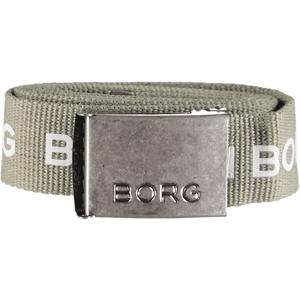 Björn Borg So Web Belt Treeni KHAKI GREEN  - Size: One Size