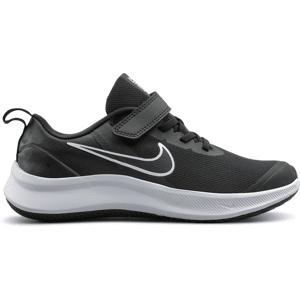 Nike Nike Star Runner 3 Little Kids' Sho Tennarit BLACK/SMOKE GREY  - Size: US 1