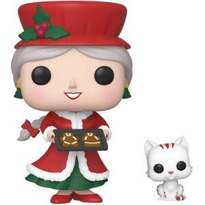 Funko Pop! - Peppermint Lane Figur - 02 - Mrs. Claus
