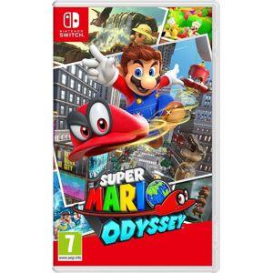 Super Mario Odyssey (uk, Se, Dk, Fi) - Nintendo Switch