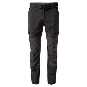 Craghoppers Men's NosiLife Pro Adventure Trouser Sort Sort 38 Long