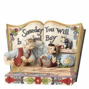 """Disney Traditions - Pinocchio """"Someday You Will Be A Real Boy"""""""