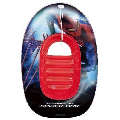 Bote Infantil Inflvel Bestway Spider-Man 102x61cm - Unissex