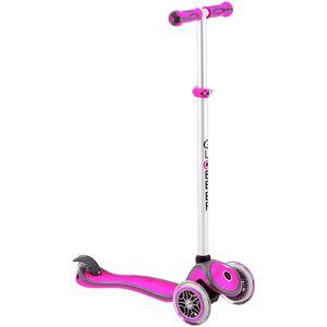 Globber Go-Up Comfort scooter Barn Rosa  2021 Barnesparkesykler