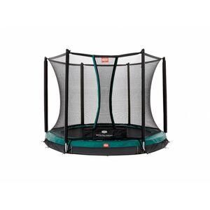 Berg InGround Trampoline Talent + sikkerhetsnett Comfort 300cm
