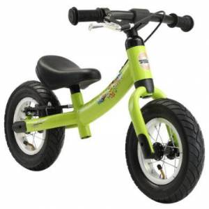 BIKESTAR® Springcykel 10 green