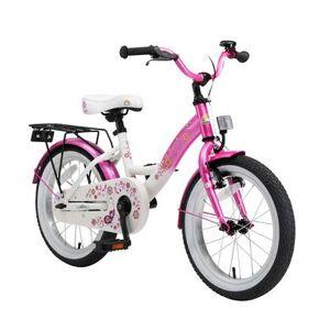bikestar Premium Barncykel 16 Pink/white