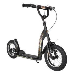 bikestar Premium Sparkcykel 12 mattsvart