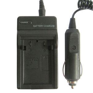 Panasonic Laturi ja autolaturi Panasonic 101E/ BC7 malleihiin