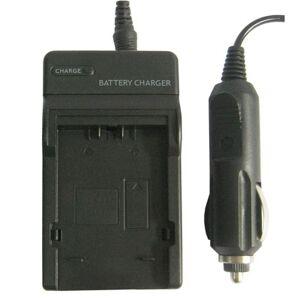 Panasonic Laturi ja autolaturi Panasonic BLB13 malliin