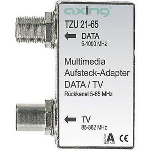 Axing TZU 21-65 multimedia adapter