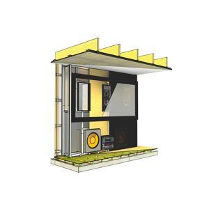 Dreamscreen Flexibaffle V2 Steel Stud Kit