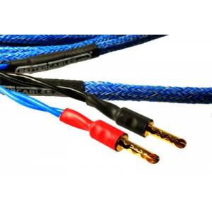 Better Cables Blue Truth Ii Reference Speaker Cable Banan-Banan 3m 1stk