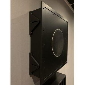 Avshop Kef Custom In/on-Wall / In/on-Ceiling Kabinett Sort -Demo / Prototype-