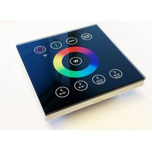 Touch Fjernkontroll For Veggmontering Til Mk-428rgbt, Mk-630rgbt Og Mk-790rgbwt