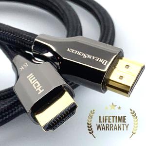 Dreamscreen Hdmi 2.1 Cable 8k60 4:4:4 1.5m
