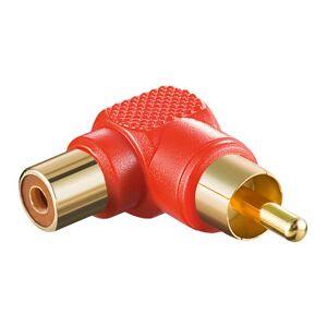 ljud adapter RCA kontakt - RCA Jack (Röd)