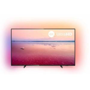 Philips 65-tums 4K UHD-TV med 3-sidig Ambilight