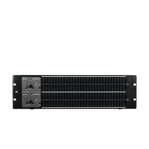 Omnitronic GEQ-2310XL Equalizer 2x31-Band TILBUD NU omnitronisk bandet bånd