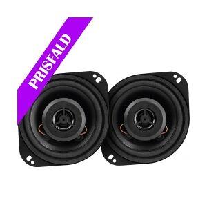 Autohøyttaler CRB-102PP bilhøyttalere carspeaker høyttalere speaker chassis bil