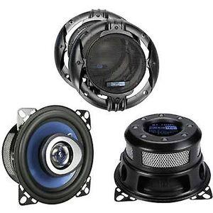 Sinustec ST-100c 2 måte koaksial flush Mount høyttalersett 200 W innhold: 1 par