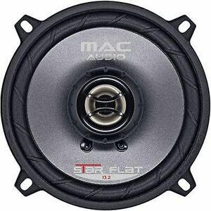 Mac Audio STAR FLAT 13,2 2 veis koaksial flush Mount høyttalersett 250 W innhold: 1 par